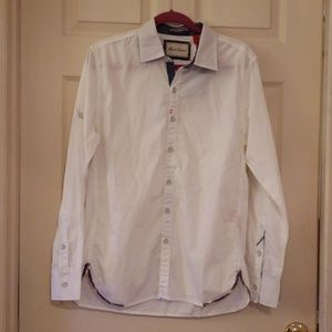 Robert Graham long sleeve button down shirt